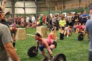Karen Wilson CrossFit