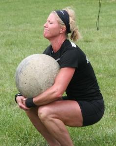 StrongMan - Karen Wilson