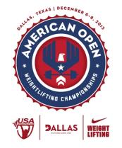 American Open 2013
