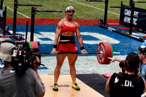 Games 2014 - deadlift